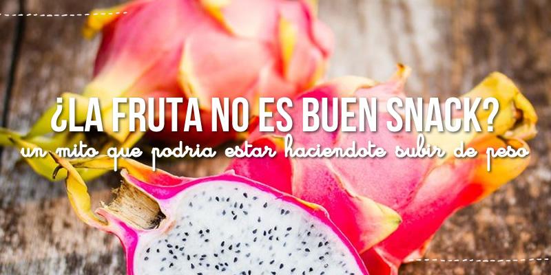 Tips para que no engordes con la fruta