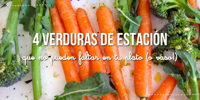 Verduras para Invierno